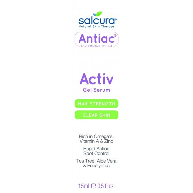 Antiac Activ Гел-Серум Против Акне 15 мл